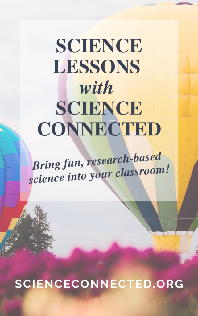 Science Lessons with Science Connected for US grades 7-12