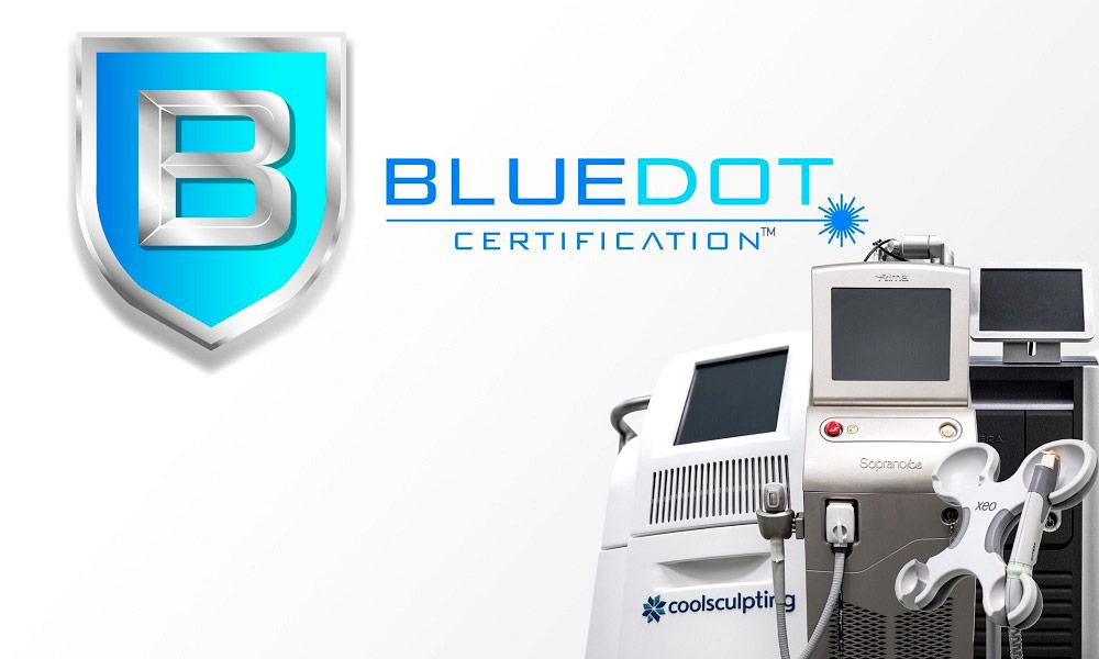BLUEDOT Certified