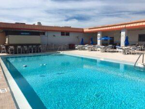 Pool - heated