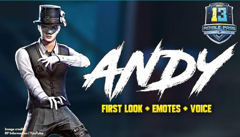 Andy pubg mobile