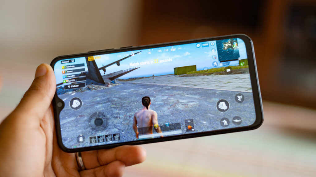 PUBG Mobile controller support