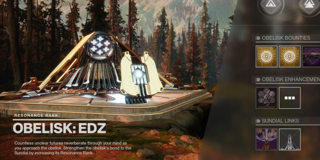 Can't interact with edz obelisk: Destiny 2 EDZ Obelisk Bug Solution