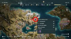 Where to Find Lokris Fort ? ASSASSIN'S CREED ODYSSEY