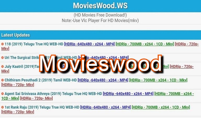 Movieswood 2021: Movieswood Illegal Movies HD Download Website