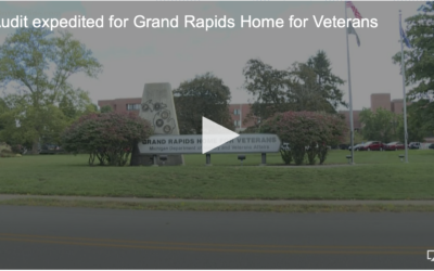 Audit expedited for Grand Rapids Home for Veterans