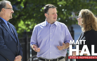 Political newcomer Howell challenges incumbent Hall in race for the 63rd House District
