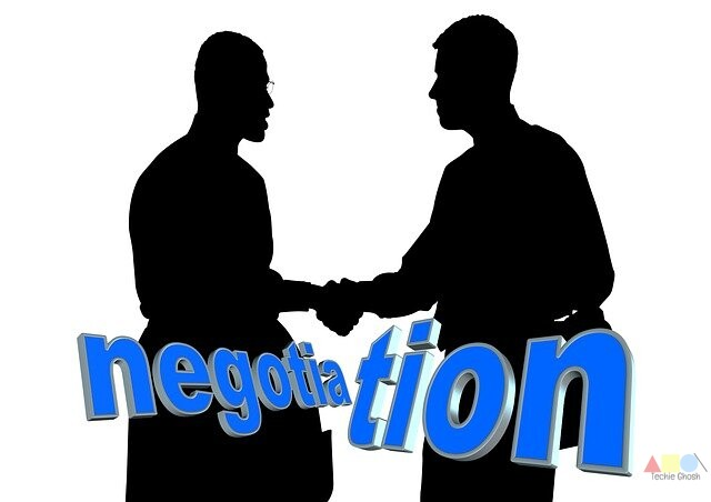 3 Important Tips for Negotiation