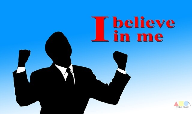 """Building confidence and self esteem:having a """"right relationship"""" with yourself"""