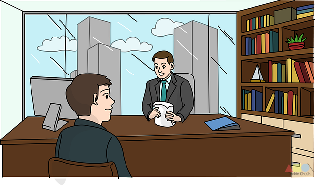 How to sell yourself in a job interview?