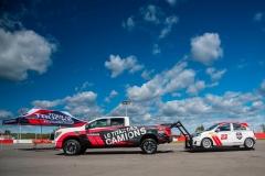 Nissan combine le plus petit et le plus grand modèle de sa gamme dans un exercice de modification unique