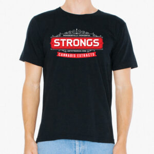 Strongs mens logo tee