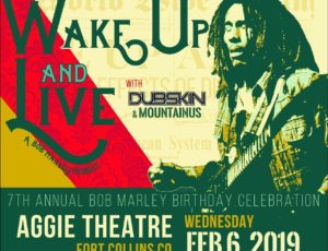 BOB MARLEY B-DAY SHOWS!