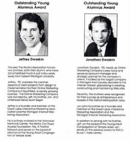 Alumnus Award