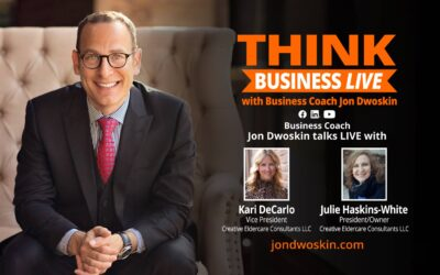 Jon Dwoskin Talks LIVE with Kari DeCarlo and Julie Haskins-White