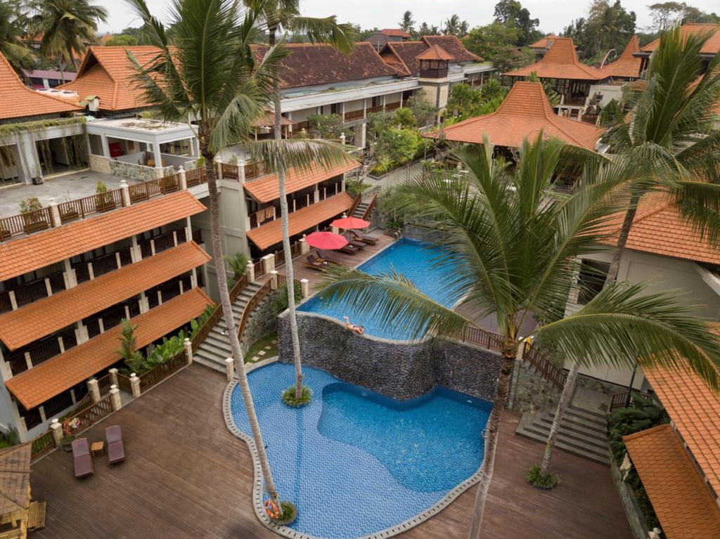 best western agung resort ubud
