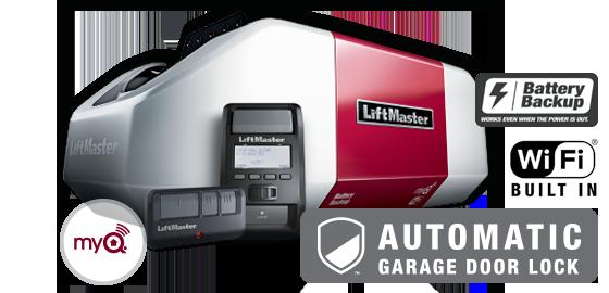 8550 WLB Automatic Lock