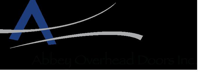 Abbey Overhead Logo Black