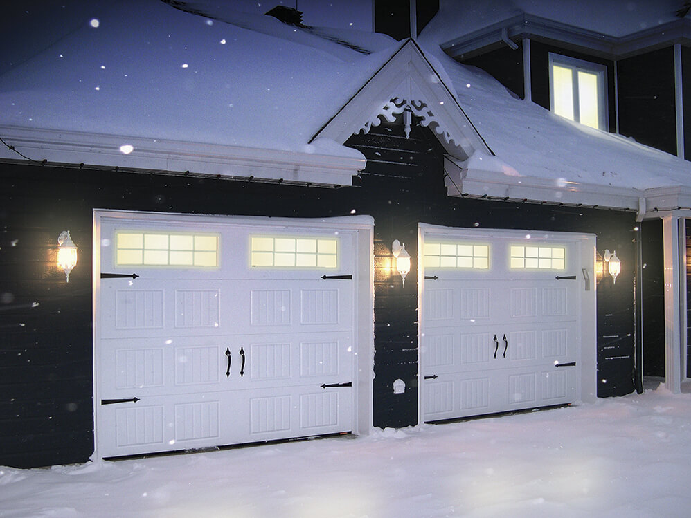 North Hatley SP 9x7 Ice White with Orion Windows
