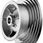 120 inch HiLift Torsion Spring Drum