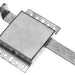 Commercial Grade Slide Lock