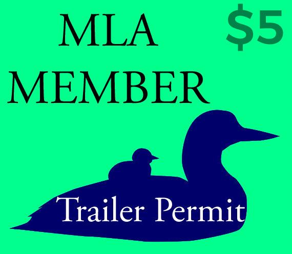 Member Trailer Permit