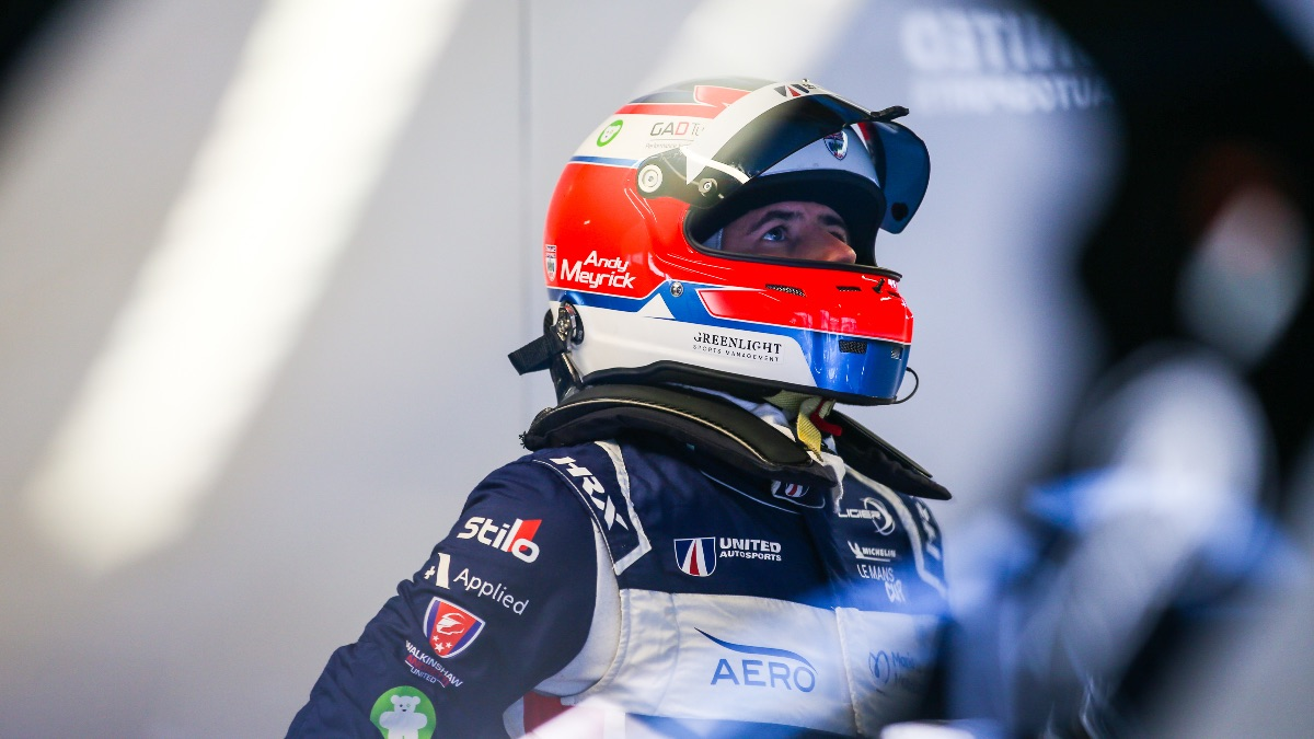 Meyrick Rues What Might Have Been in Michelin Le Mans Cup Monza Race