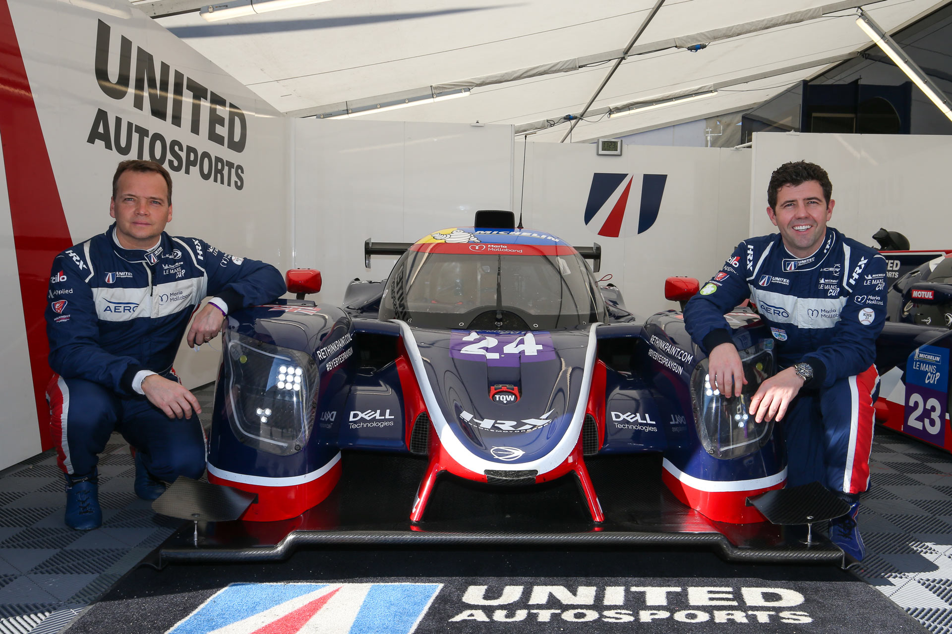 Meyrick stays with United Autosports and the Michelin Le Mans Cup for 2021