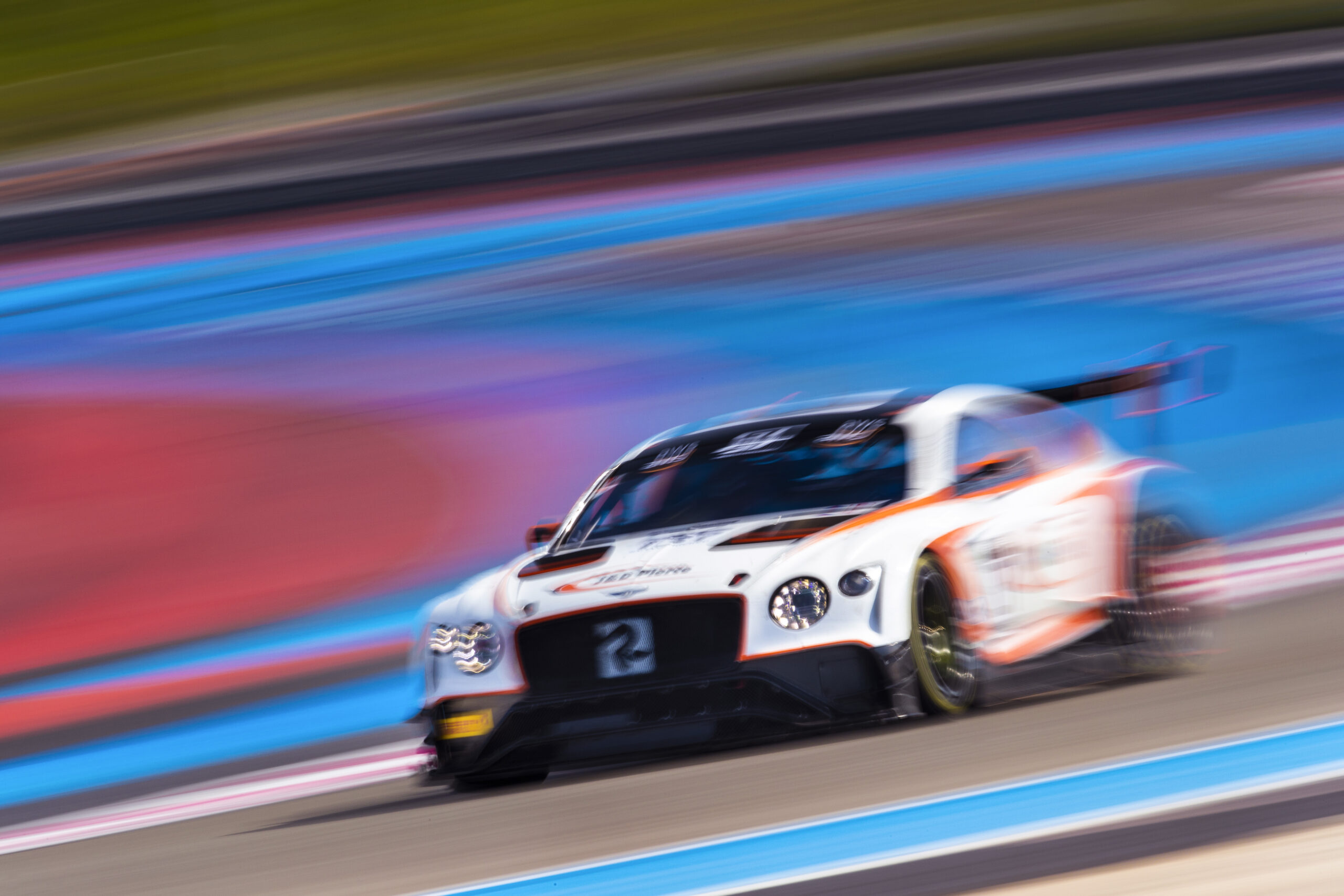 Meyrick Rejoins Team Parker Racing for Gulf 12 Hours with Bentley Continental GT3