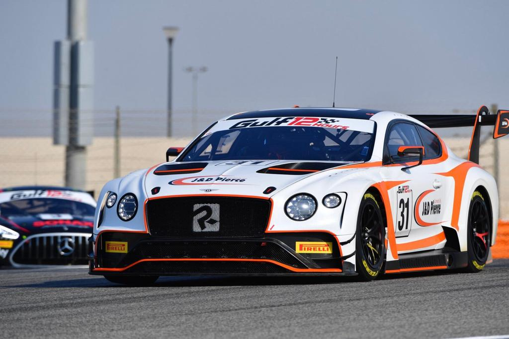 Andy Meyrick claims top-4 finish at Gulf 12 Hours Bahrain  with Team Parker Racing