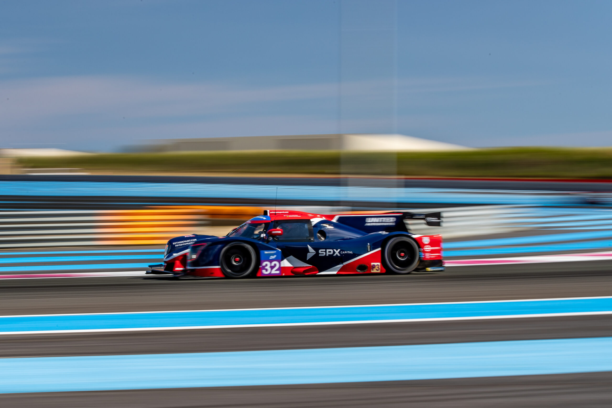 Meyrick shows podium pace for United Autosports in Michelin Le Mans Cup