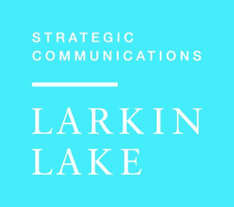 Logo for Larkin Lake Strategic Communications