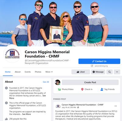 CHMF FB