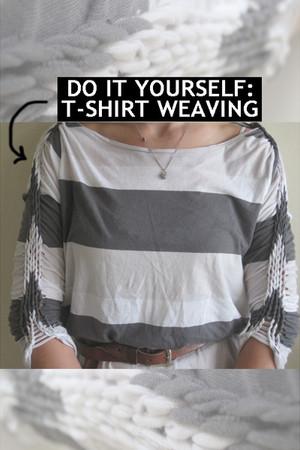 Sleeve Weave