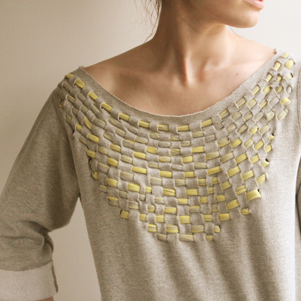 Weave Sweater