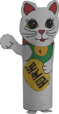Maneki Neko Craft