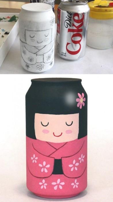 coke can - Manga club craft