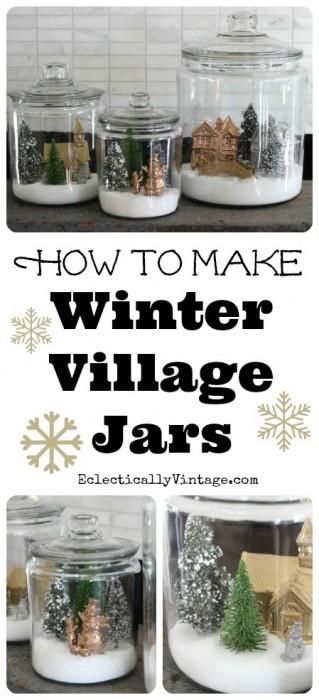 How-to-Make-Winter-Village-Jars