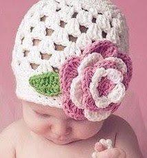 baby-crochet-hat-patterns-easy Crochet Patterns Free dot com
