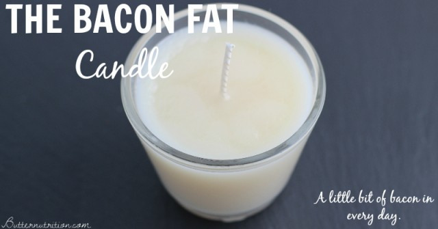 bacon-fat-candle