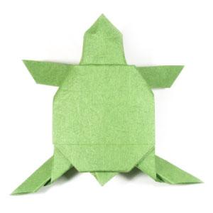 origami-turtle