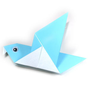 traditional-origami-pigeon