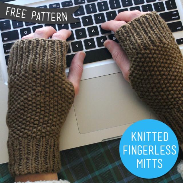 FreePattern_KnitFingerlessMitts