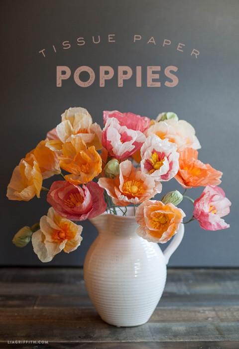 DIY_Tissue_Paper_Poppies