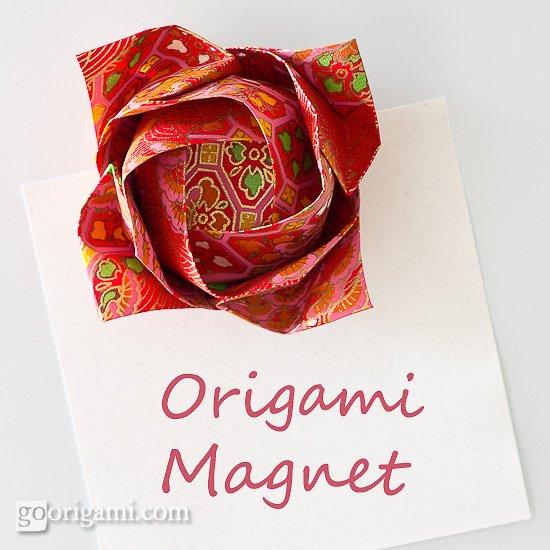 Origami Magnet-1