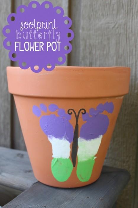 footprint-butterfly-flower-pot-mama-papa_-bubba_