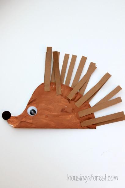Paper-Plate-Hedgehog-7