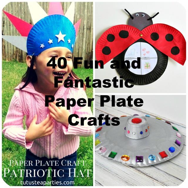 PaperPlateCrafts