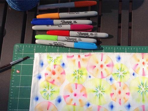 sharpie-fabric