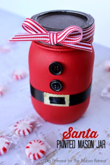Santa-Painted-Mason-Jar-1
