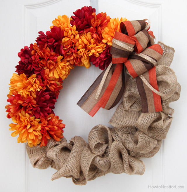 fall-flower-and-burlap-wreath